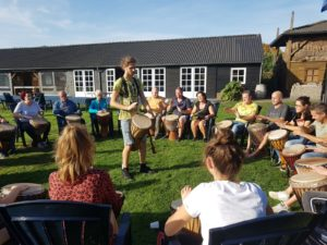 De Hinde - Djembe Workshop